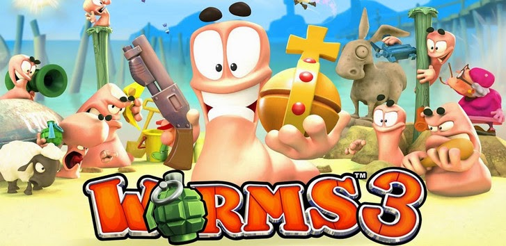 Worms-3-APK