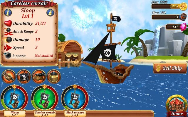 Pirate Battles: Corsairs Bay Tips and Strategies