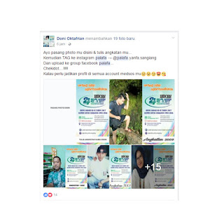 Palafa : Reuni Akbar Alumni Madrasah Aliyah Yanfa episode 2  segera digelar