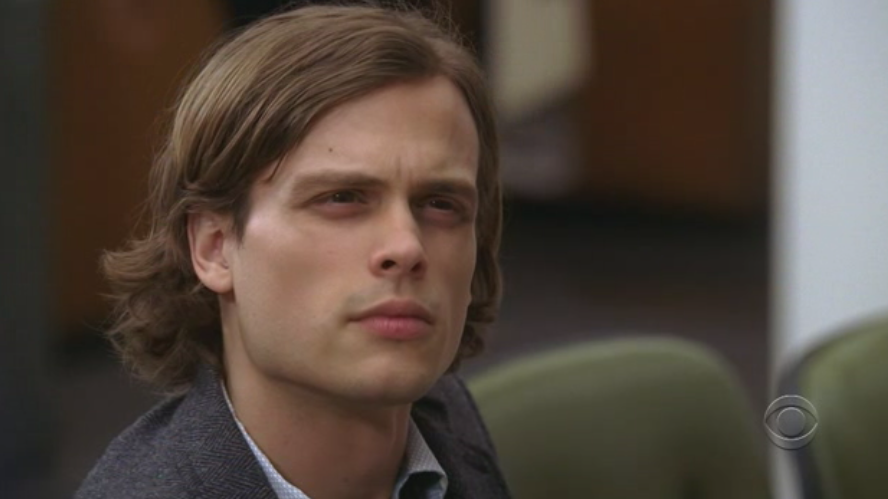 The Angst Report : Angst Initiate: Dr  Spencer Reid on Criminal Minds