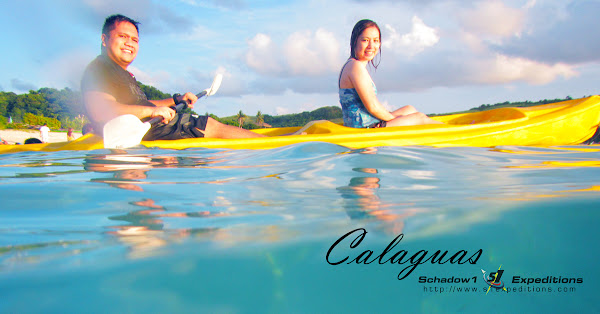 Calaguas Kayak - Schadow1 Expeditions