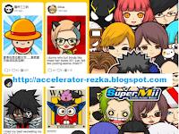 Supermii Mod Apk v2.4.0 : Buat Character Animemu Sendiri Mudah & Gratis