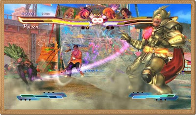 Street Fighter X Tekken PC Games Gameplay