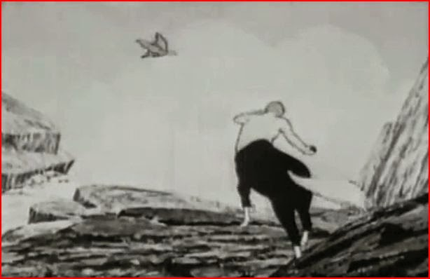 The Centaurs Winsor McCay animatedfilmreviews.filminspector.com