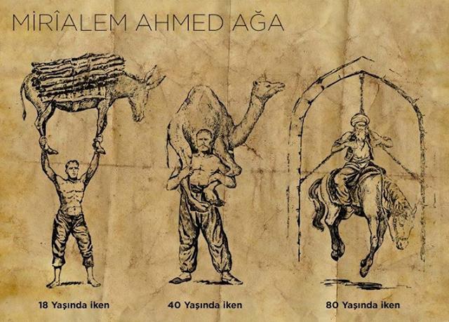Mirialem Kemankeş Ahmed Ağa