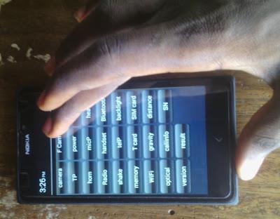 How To Hardreset China XL Nokia TradeNo XL-103Q ~ Mods ...
