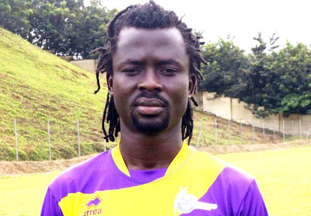 Medeama dare Hearts to field midfielder Malik Akowuah