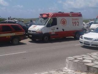 Homem morre afogado na Praia do Bessa, em João Pessoa