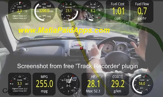 Torque Pro (OBD 2 & Car) [Patched] Apk MafiaPaidApps