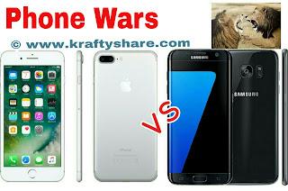 Reviews: Apple iPhone 7 Plus vs Samsung Galaxy S7 Edge