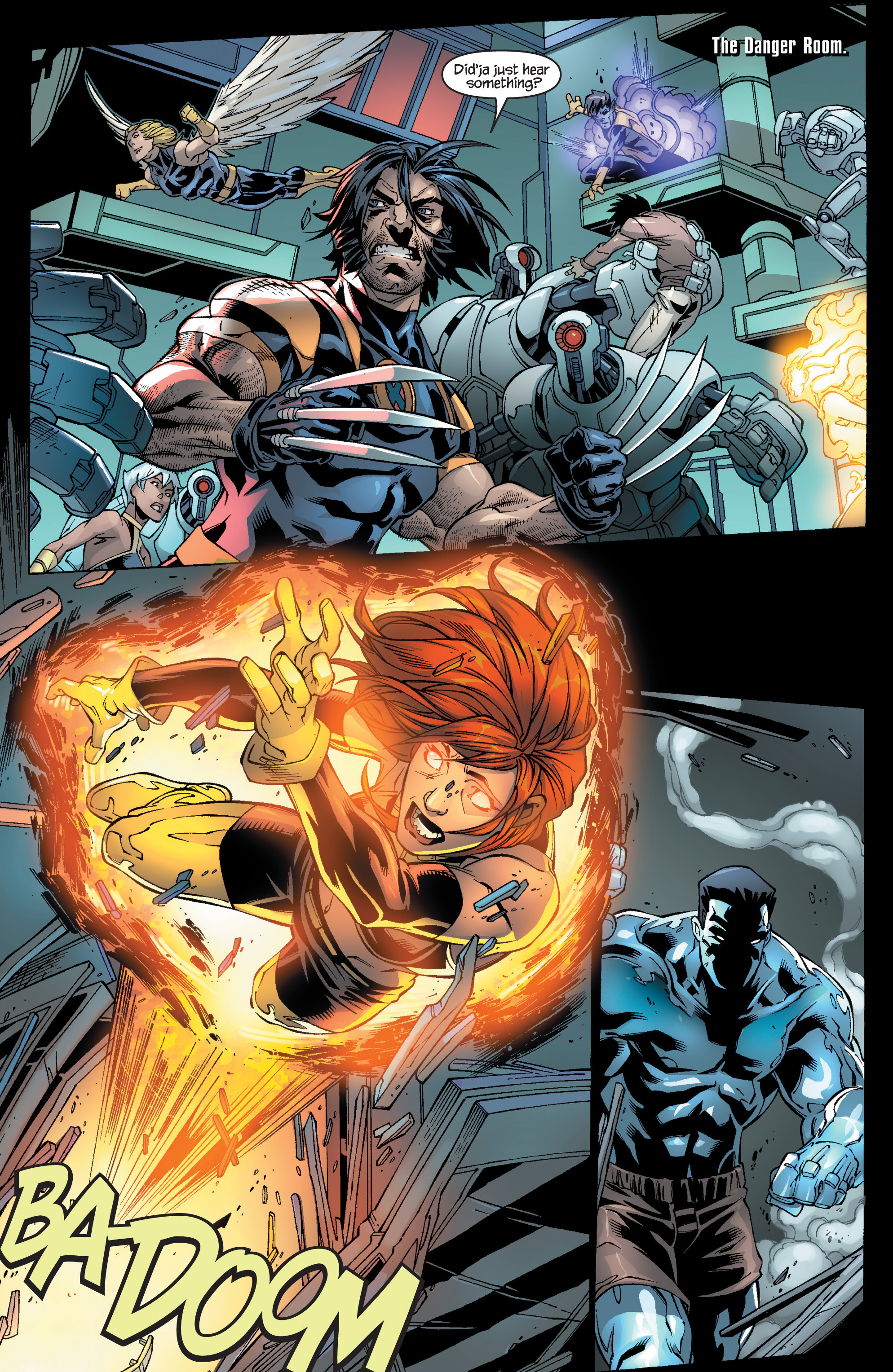 Read online Ultimate X-Men comic -  Issue #94 - 19