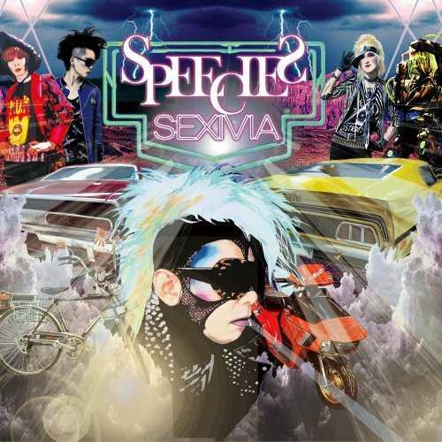 [MUSIC] SPEECIES – SEXIVIA  (2014.10.28/MP3/RAR)