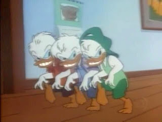 Pato Donald e seus Sobrinhos