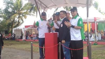Ajang Pekan Olahraga Tingkat Provinsi Yang Bermaskot Gonggong