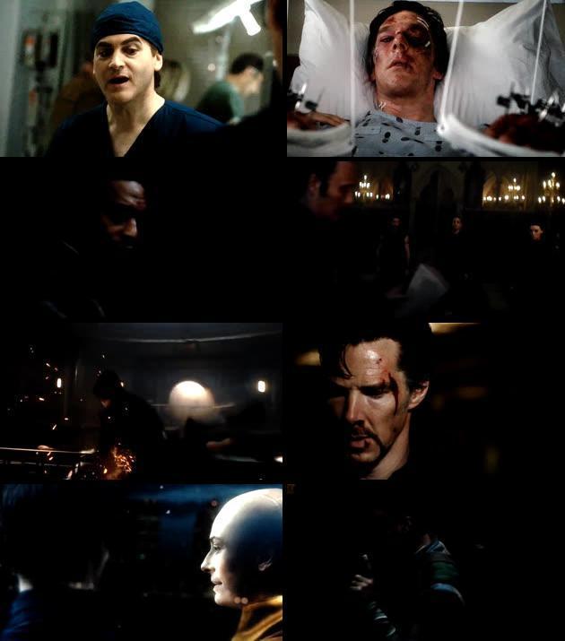 Doctor Strange 2016 English HDTS x264