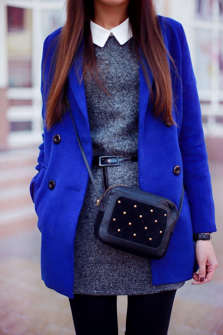 cobalt fashion