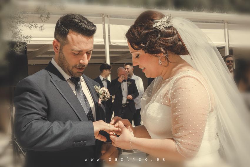 ceremonia civil aire libre villa maria bonita anillos