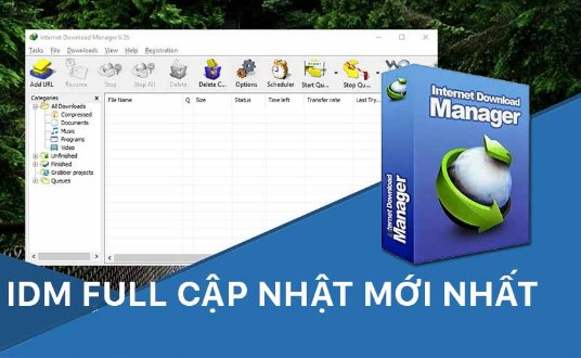 Download IDM Full mới nhất + Fix lỗi Fake Serial Number 100%