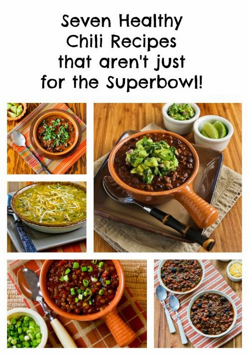 Seven amazing chili recipes that aren't just for the Superbowl!