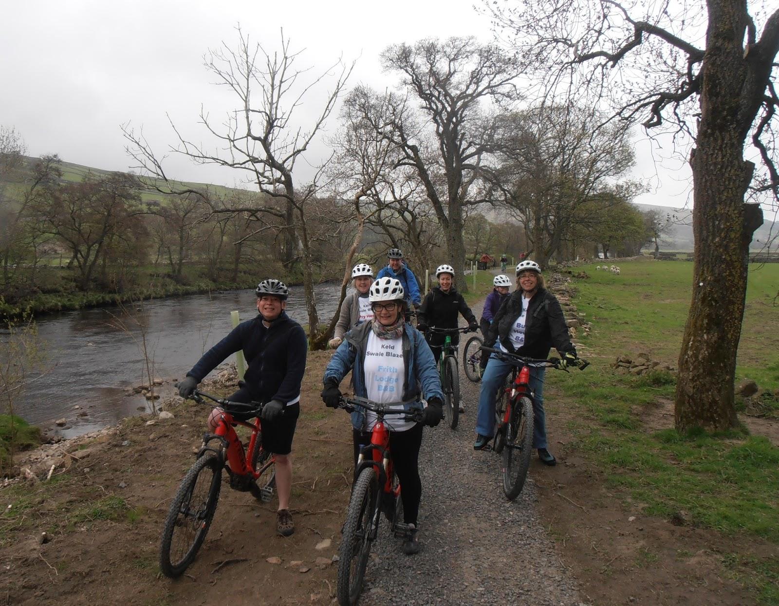 Pry House Farm www upperswaledaleholidays co uk: Swale Trail
