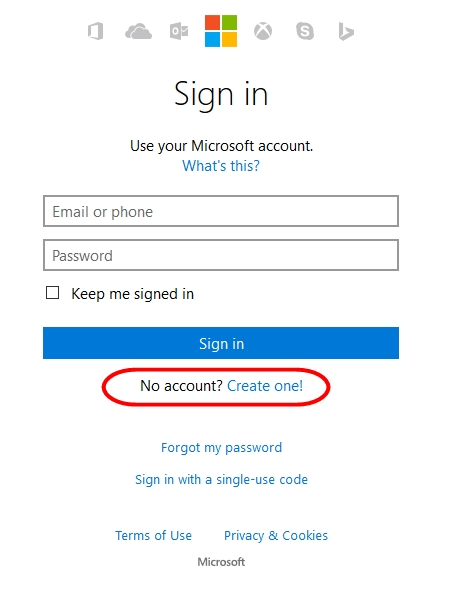 How-to-create-Microsoft-account-(Outlook-Hotmail)