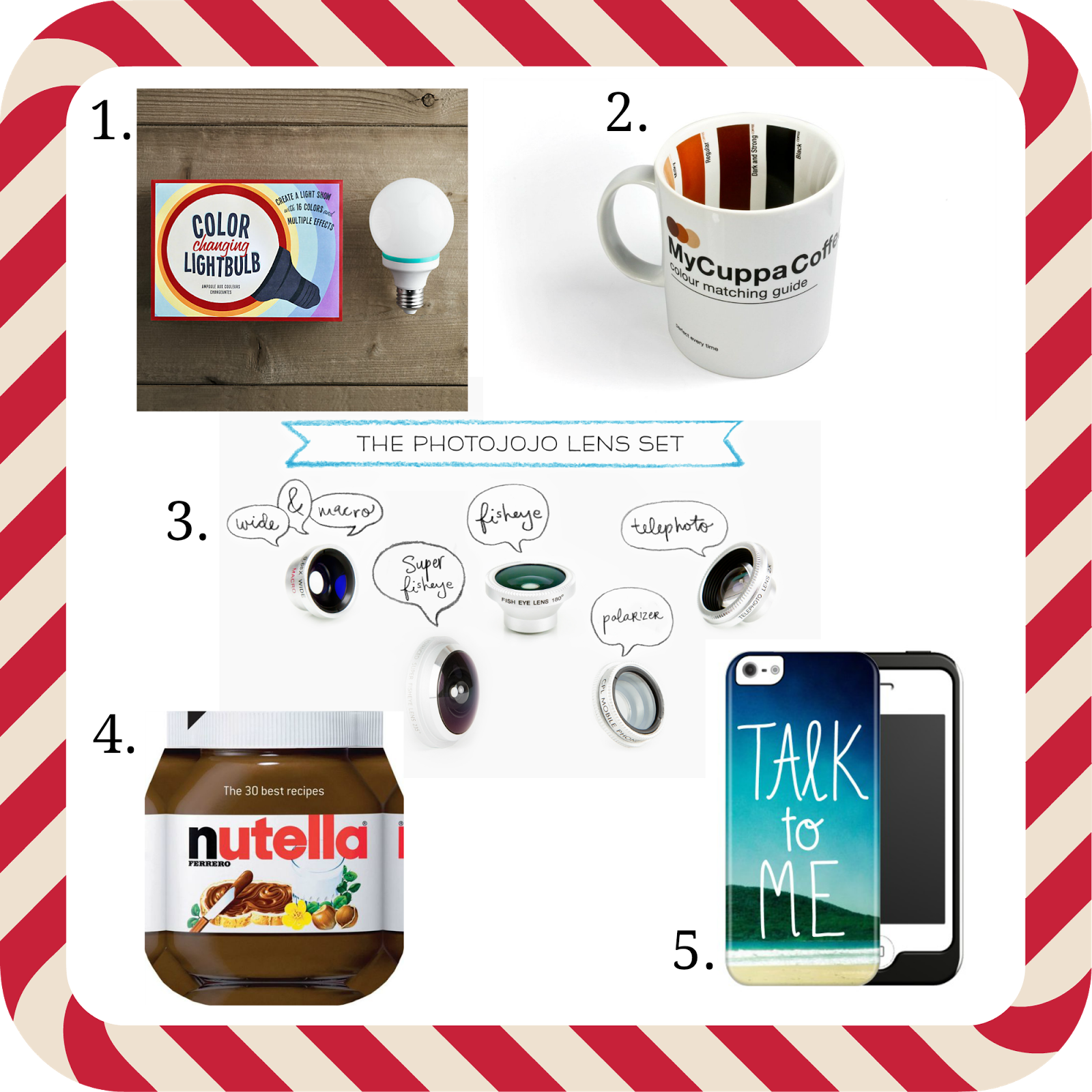 5 Great Secret Santa Gifts For Under 35 Quality Rivets