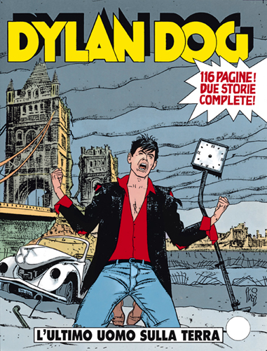 Dylan Dog (1986) 77 Page 1