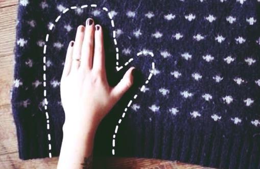 Tutorial membuat sarung tangan cantik