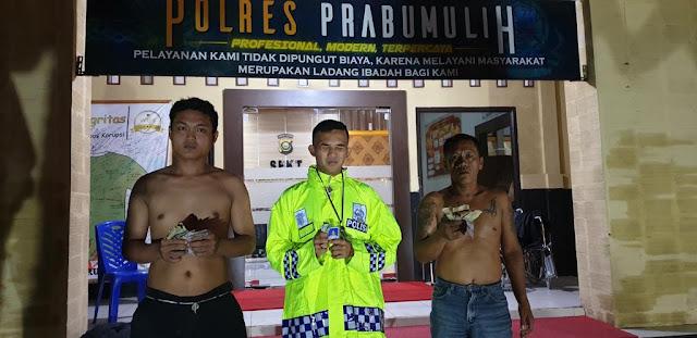 Tiga Pelaku Pungli Ditangkap Polisi