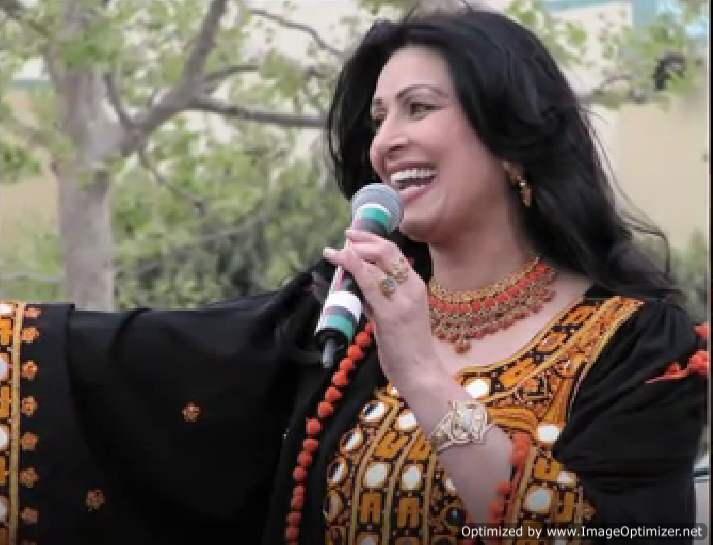Shehzadi of Afghanistan : Pashto Songs Singer Naghma Pictures - Sweetny Portal