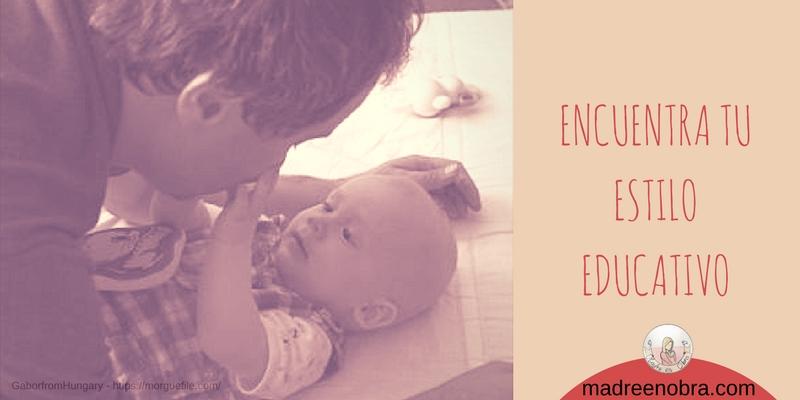¿Cómo educo a mi hijo? ¿Está bien lo que hago como padre?