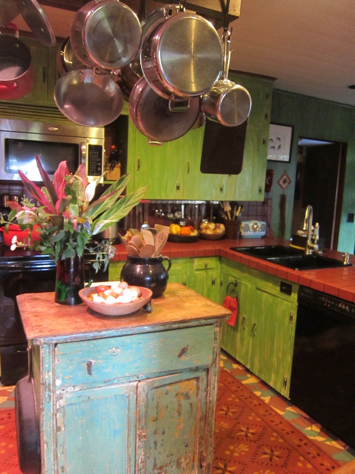 Urban Stitch Studio: Story Book Kitchen With A Side Of