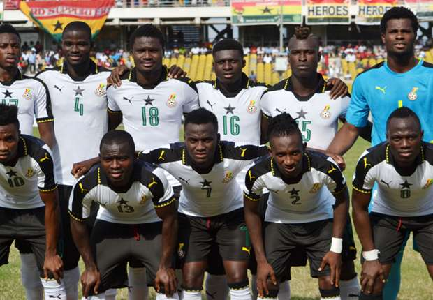 Ghana players bought qualifier tickets