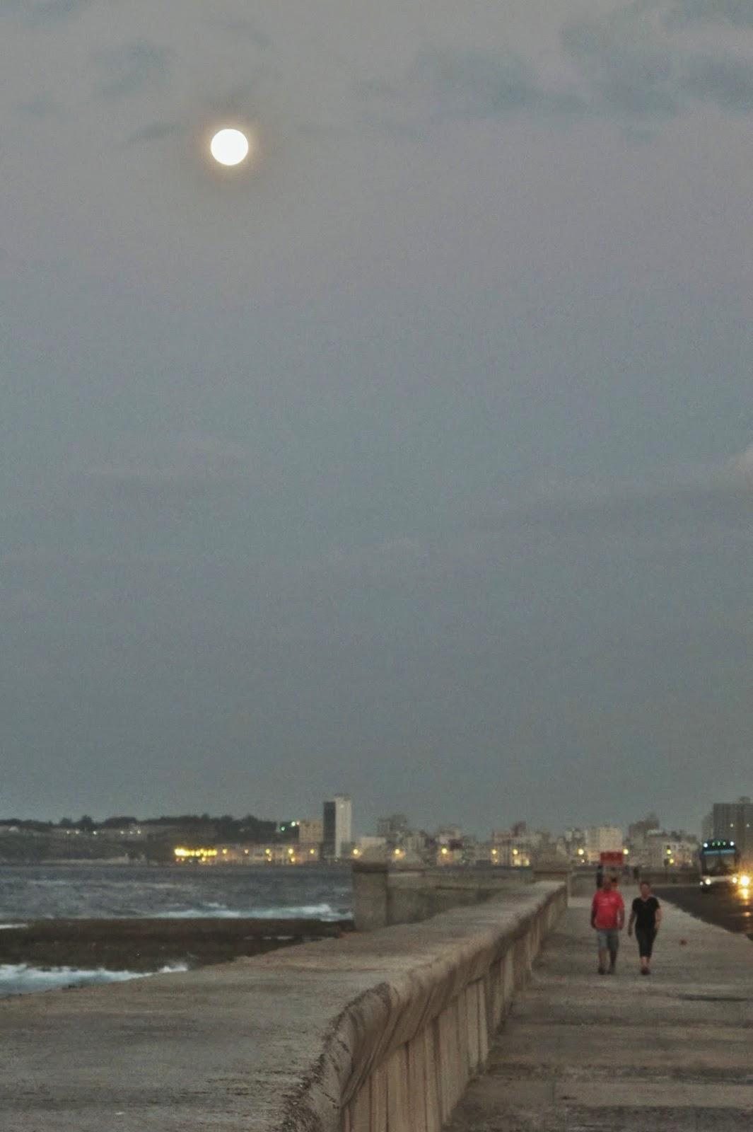 Malecón de Havana.