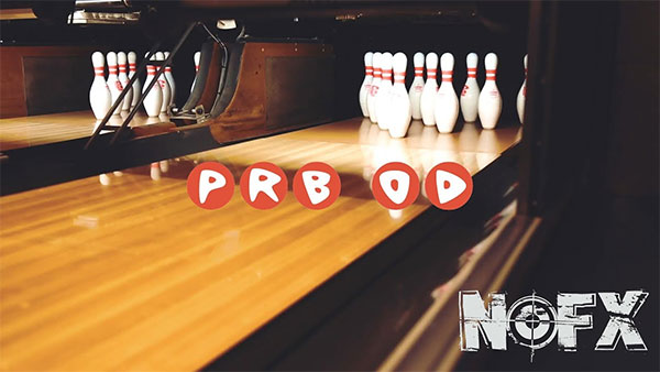"""NOFX premiere music video for new song """"PRBOD"""""""