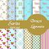 Kit digital papel Sarita  gratis