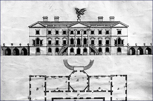 Original White House Blueprints White Home Plans Ideas Picture