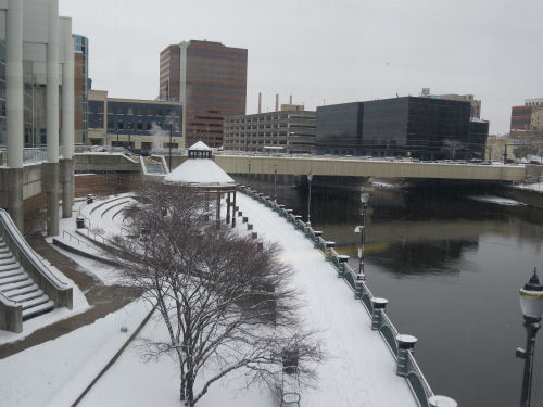 Lansing Riverwalk