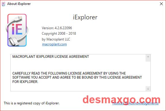 Descargar iExplorer full crack _ cap 1