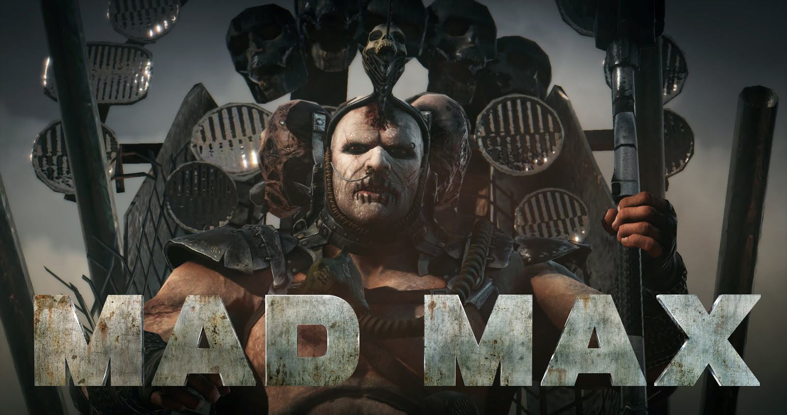 MAD MAX AN UPCOMING GAMES IMAGES