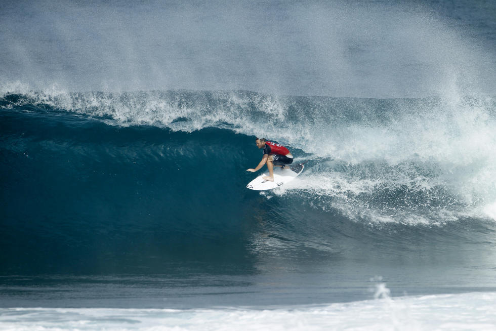 17 Dusty Payne Billabong Pipe Masters Fotos WSL Kelly Cestari