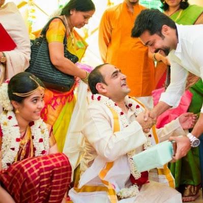 director-vikram-k-kumar-married-srinidhi-in-chennai-photos