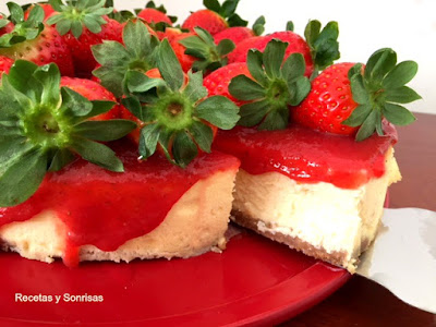 TARTA DE QUESO NEW YORK CHEESECAKE