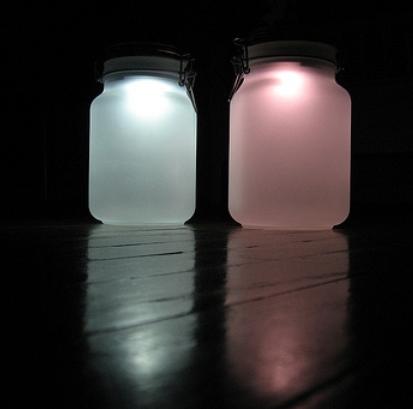 Crafts Using Solar Lights