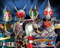 Siêu Nhân Bóng Tối  - Siêu Nhân Kamen Rider Blade VietSub  (2013)
