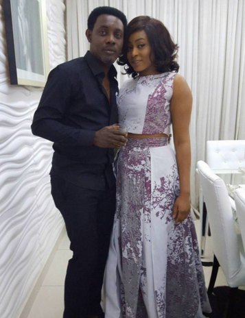 AY's de comedian share a loving words to his wife as she turns a year older yesterday, 30th, 2016