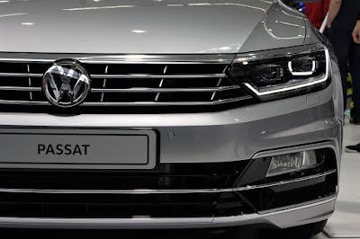 Volkswagen Passat 2018 interior, Volkswagen Passat 2018 poze design