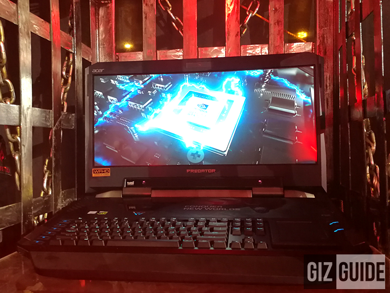 High Grounds Cafe Features Over 100 Units Of Acer Predator G1!