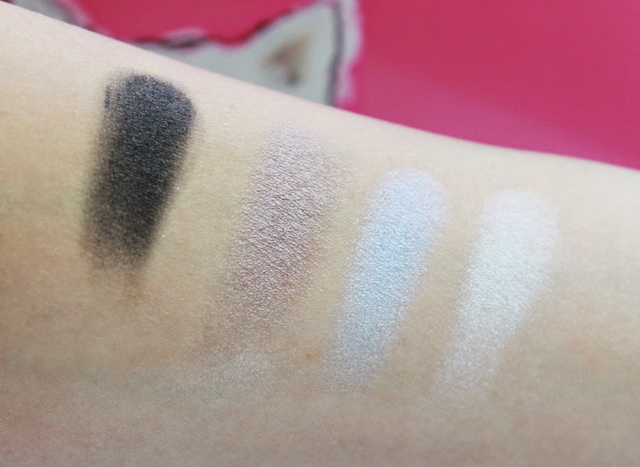 Shu Uemura Shupette Has-It-All Eyes and Lip Palette Swatches