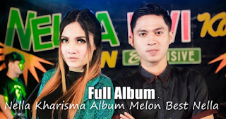 Nella Kharisma Album Melon Best Nella mp3